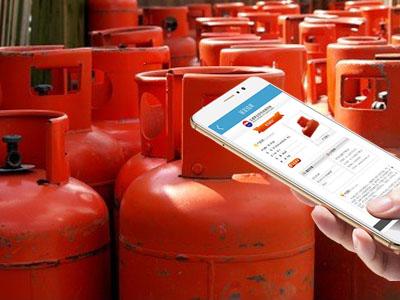 氣瓶追溯系統,液化氣掃碼質量追溯系統
