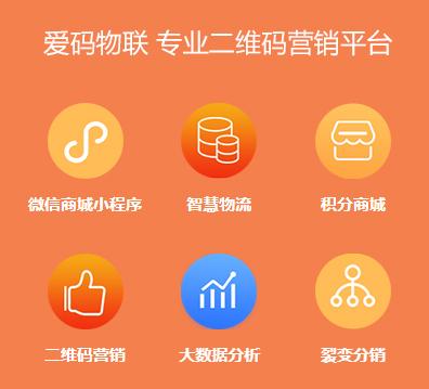 二维码营销平台营销功能